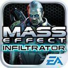 Portada oficial de Mass Effect: Infiltrator para iPhone