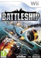 Portada oficial de Battleship para Wii