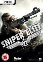 Portada oficial de Sniper Elite V2 para PC