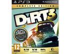 Portada oficial de Dirt 3 Complete Edition para PS3