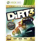 Portada oficial de Dirt 3 Complete Edition para Xbox 360