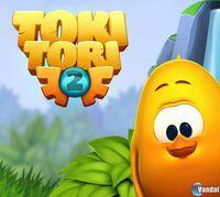 Portada oficial de Toki Tori 2 eShop para Wii U