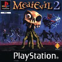 Portada oficial de Medievil 2 para PS One