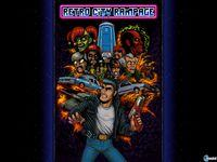 Portada oficial de Retro City Rampage PSN para PS3