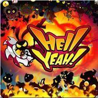Portada oficial de Hell Yeah! La furia del conejo muerto PSN para PS3