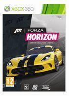 Portada oficial de Forza Horizon para Xbox 360
