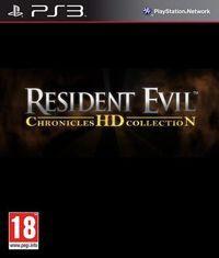 Portada oficial de Resident Evil: Chronicles HD Collection PSN para PS3
