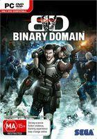 Portada oficial de Binary Domain para PC