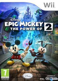 Epic Mickey 2: El retorno de dos héroes