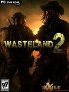 Portada oficial de Wasteland 2 para PC