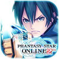 Portada oficial de Phantasy Star Online 2 para iPhone