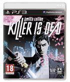 Portada oficial de Killer is Dead para PS3