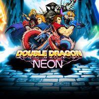 Portada oficial de Double Dragon: Neon PSN para PS3