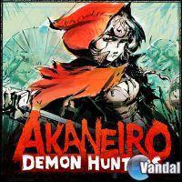 Portada oficial de Akaneiro: Demon Hunters para PC