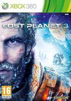 Portada oficial de Lost Planet 3 para Xbox 360