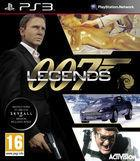 Portada oficial de 007 Legends para PS3