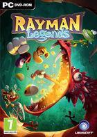 Portada oficial de Rayman Legends para PC