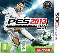 Portada oficial de Pro Evolution Soccer 2013 para Nintendo 3DS
