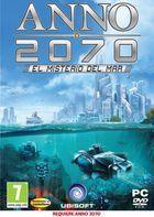 Portada oficial de Anno 2070: El Misterio del Mar para PC