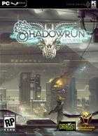 Portada oficial de Shadowrun Returns para PC