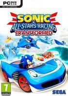 Portada oficial de Sonic & All-Stars Racing Transformed para PC