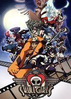 Portada oficial de Skullgirls para PC