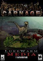 Portada oficial de Primal Carnage para PC