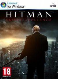 Portada oficial de Hitman: Sniper Challenge para PC