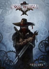 Portada oficial de The Incredible Adventures of Van Helsing para PC