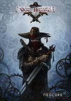 Portada oficial de The Incredible Adventures of Van Helsing para PC