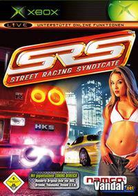 Portada oficial de Street Racing Syndicate para Xbox