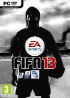 Portada oficial de FIFA 13 para PC
