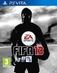 Portada oficial de FIFA 13 para PSVITA