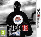 Portada oficial de FIFA 13 para Nintendo 3DS