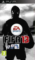 Portada oficial de FIFA 13 para PSP