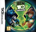 Portada oficial de Ben 10: Omniverse para NDS