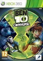 Portada oficial de Ben 10: Omniverse para Xbox 360