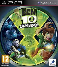 Portada oficial de Ben 10: Omniverse para PS3