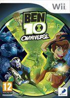 Portada oficial de Ben 10: Omniverse para Wii