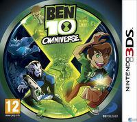 Portada oficial de Ben 10: Omniverse para Nintendo 3DS