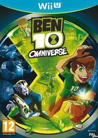 Portada oficial de Ben 10: Omniverse para Wii U