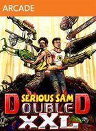 Portada oficial de Serious Sam Double D XXL XBLA para Xbox 360