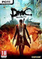 Portada oficial de DmC para PC