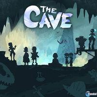 Portada oficial de The Cave PSN para PS3