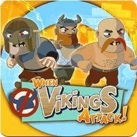 Portada oficial de When Vikings Attack! PSN para PSVITA