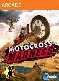 Portada oficial de Motocross Madness XBLA para Xbox 360