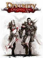 Portada oficial de de Divinity: Original Sin para PC