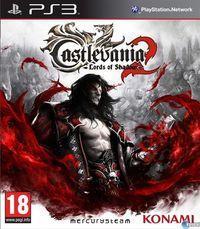 Portada oficial de Castlevania: Lords of Shadow 2 para PS3