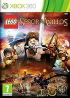 Portada oficial de LEGO El Se�or de los Anillos para Xbox 360