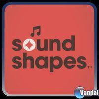 Portada oficial de Sound Shapes PSN para PS3